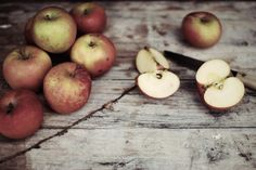 Curated apple tasting, with brief history and tips/tricks for cooking, storing apples