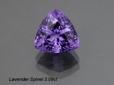 Thai Lanka Trading  And a nice Lavender Spinel from Vietnam