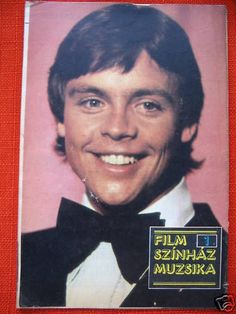 It's Mark Hamill. The many faces of Mark Hamill. This is a FAN PAGE dedicated to Mark's career! Mark Hamill, Many Faces, Luke Skywalker, Magazine, Boyfriends, Magazines, Warehouse, Newspaper