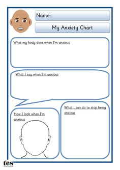 Simple sheet that can be worked through with a pupil to help identify what happens when they feel anxious and what they can do to relieve it. Two styles of sheets available: one with the addition of a body shape for drawing on. Both sheets available in 2 different skin tones.