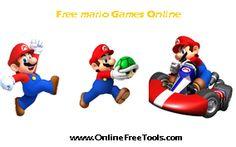 Free Mario games online