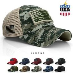 USA American Flag hat Detachable Baseball Mesh Back Military Army cap US Cotton Baseball Cap Outfit, Baseball Hats, Concours Design, Tactical Operator, Tactical Wear, Best Caps, Military Cap, Patriotic Shirts, Cool Hats