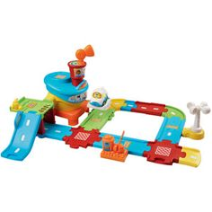 VTech Go! Go! Smart Wheels Airport Playset