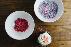 How to Make Your Own Sprinkles - FINALLY a sprinkle that isn't part disgusting chemicals part corn syrup!