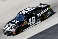 Jimmie Johnson Photo - Bristol Motor Speedway