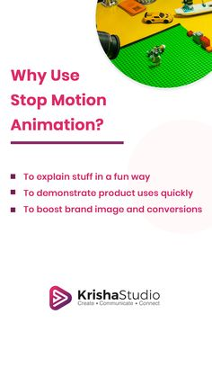 Stop motion can be said to be the most eye-catching video type there exists. Get a quote today to catch your customer's eye: Video Production, Stop Motion, Animated Gif, Quote, Animation, Make It Yourself, Eye, Quotation, Qoutes