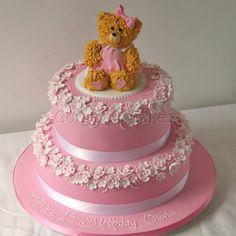 Emma Jayne Cake Design Cakes Girls  Women Pinterest Cake - Bear birthday cake