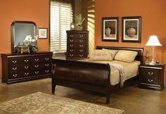 Traditional Master Bedroom Designs Brown Furniture Sets