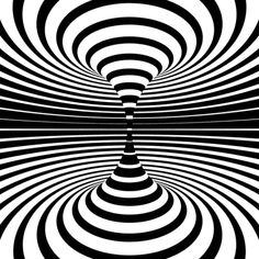 click to see optical illusions. Show students!