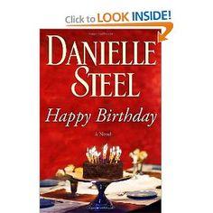 Happy Birthday - Danielle Steele - such a good book