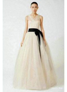 Google Image Result for http://www.honeybuy.com/image/Cross_Sheer_Straps_Empire_Modest_Designer_Bridal_Dress_In_USA_4__7__2635350841721301_690X500.jpg