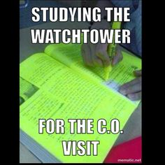 hahaha this should be every time.. with lots of notes and scriptures written out :-D