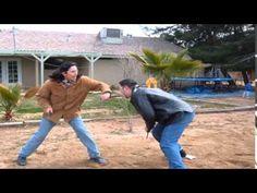 apache knife fighting - YouTube
