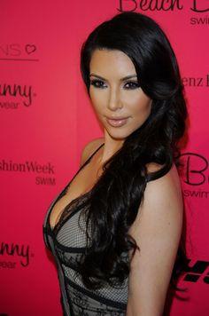 Kim Kardashian Photo - Around Mercedes-Benz Fashion Week Swim 2011