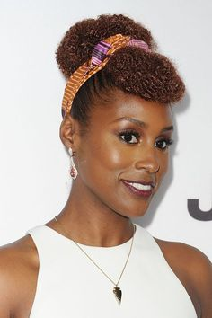 20 of the Most Beautiful Hairstyles of HBO s Hit Show Insecure- Issa Rae 42a396458885