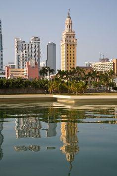 Miami South Beach: freedom tower miami