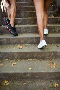 Great calf slimming exercises . . . because I have the biggest calves ever!