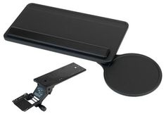 Intellaspace Standard Articulating Arm w/ Simple Keyboard Tray