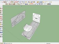 How to do a car in 3D - Part 2