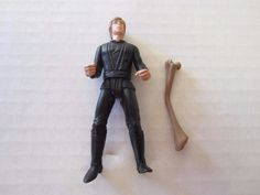 """Luke Skywalker Action Figure 3 1/2"""" Jedi Knight Bone #StarWars"""