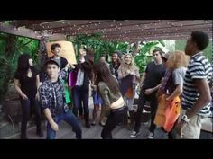 Ok, I had not realized how bangin Victoria Justice was. Wow.    Maroon 5 Medley! - Victoria Justice & Max Schneider