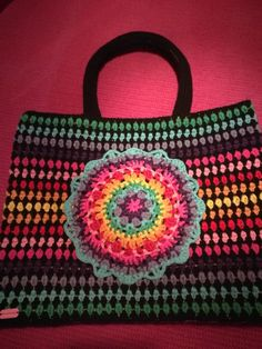Tweede AH tas #haken #crochet  Made by Me 😊