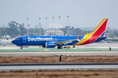 Southwest Airlines 737 MAX 8 at Journey Tour, Southwest Airlines, Sailing Ships, Aviation, Aircraft, June, Air Lines, Planes, Commercial