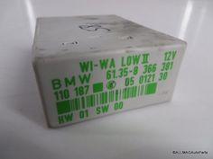 1992-2002 BMW Z3 3 Series Windshield Washer Control Unit 58 61358366381 E36/7