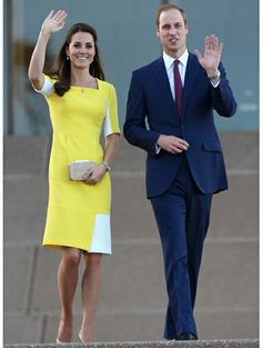 Kate Middleton & Prins William in Australië  - Alle foto's: Kate Middletons reis door Nieuw-Zeeland & Australië