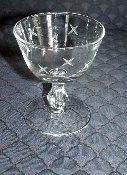 Libbey Rock Sharpe Stardust Champagne Tall Sherbet