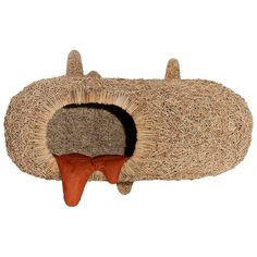 """Mud Dauper"", Kooboo Cane Sleeping Pod by Porky Hefer 