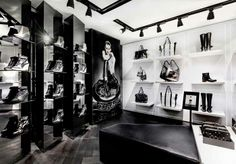 KARL LAGERFELD Paris - Architects Karl Lagerfeld, Plajer&Franz Studio, Laird+partners