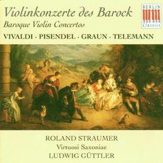 J.A. Hasse - Baroque Violin Concertos