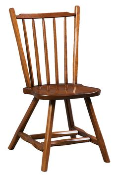 Frontier Side Chair   Solid Hardwood Chairs And Benches   (oak, Maple,  Cherry