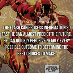Why can't flash tv flash be like that?