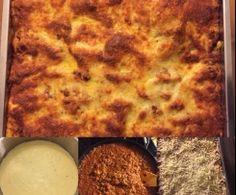 Lasagne a la Madda - für uns die leckerste Lasagne