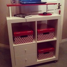 IKEA Hackers: Expedit mobile work station