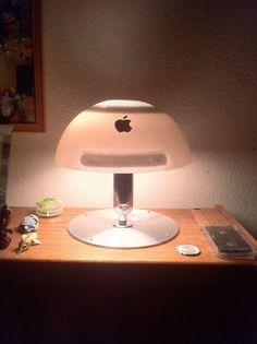 apple imac lampshade