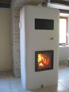In case one prefers white nammi is the one tulikivi soapstone fireplaces - Poele de masse tulikivi prix ...