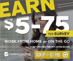 Legitimate, no cost, and simple to start. Click the link, Sign-up, start taking surveys,...Get Paid!