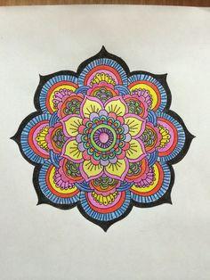 art, draw, mandala