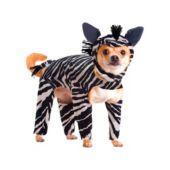 Animal Planet Zebra Dog Costume- Marlow for Halloween!