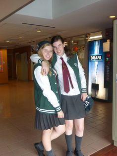 Lasalle College High School Uniform