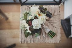 Love everything about this summer bouquet.