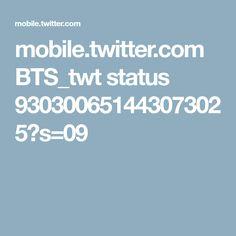 mobile.twitter.com BTS_twt status 930300651443073025?s=09