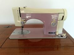 Macchina da cucire Necchi Supernova Julia mod. 530 vintage sewing machine | eBay