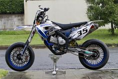 FS570 with Alpinas