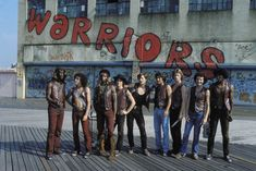 The Warriors! The gang's all here!