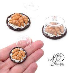 Croissants - NJD Miniatures by NJD-Miniatures on @DeviantArt