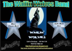 "Check out ""Wailin' Bert"" of The Wailin' Wolves Band on ReverbNation"